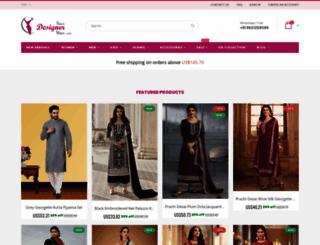 yourdesignerwear.com screenshot