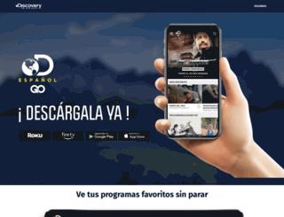 yourdiscovery.com screenshot