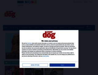 yourdog.co.uk screenshot