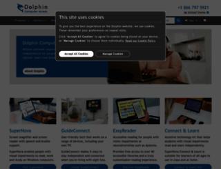 yourdolphin.com screenshot