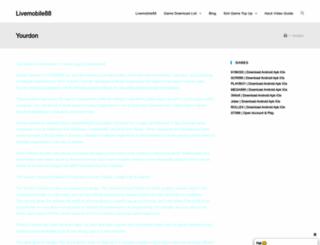 yourdon.com screenshot