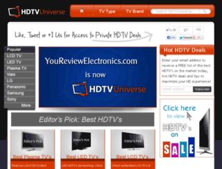 youreviewelectronics.com screenshot