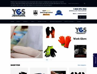yourglovesource.com screenshot