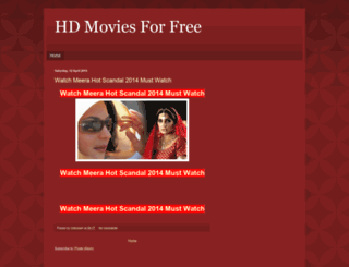 yourhdmoviesfree.blogspot.com screenshot