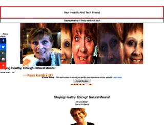 yourhealthandtechfriend.com screenshot