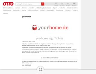 yourhome.de screenshot
