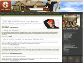 yourhomediy.com screenshot