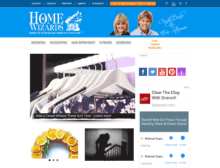 yourhomewizards.com screenshot