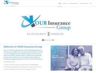 yourinsurancegroup.net screenshot