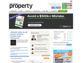 yourinvestmentpropertymag.com.au screenshot