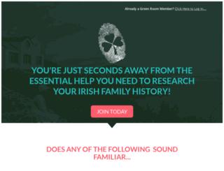 youririshheritage.com screenshot
