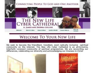 yourlifeanew.com screenshot