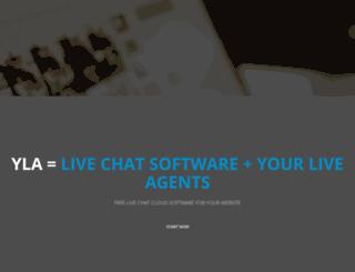 yourliveagent.com screenshot