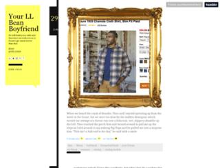 yourllbeanboyfriend.tumblr.com screenshot