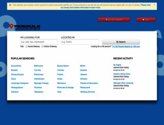 yourlocal.ie screenshot
