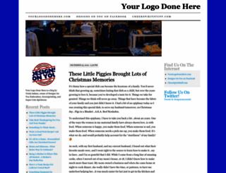 yourlogodonehere.wordpress.com screenshot