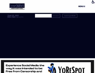 yournews.com screenshot
