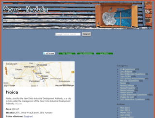 yournoida.com screenshot