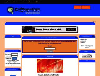 yourpowerpoints.com screenshot