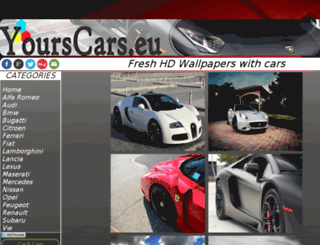 yours-cars.eu screenshot