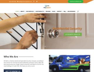 yoursecurityexperts.com screenshot