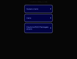 yoursflorally.com screenshot