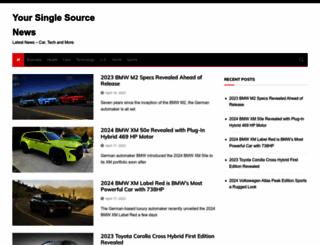 yoursinglesourcefornews.com screenshot