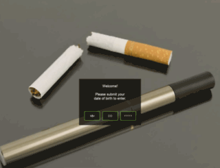 yourvapesupply.com screenshot
