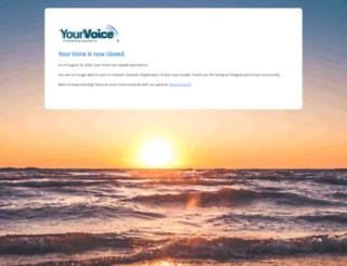 yourvoice.com.au screenshot