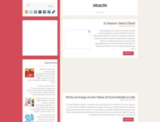 yourwayto-health.blogspot.com screenshot