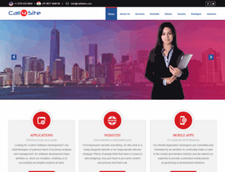 yourwebsite.co.in screenshot
