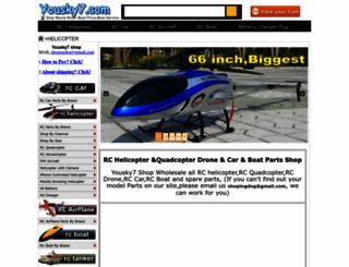 yousky7.com screenshot