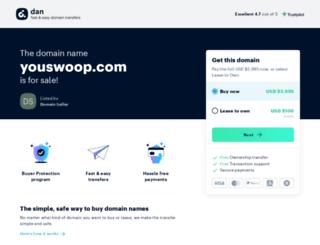 youswoop.com screenshot