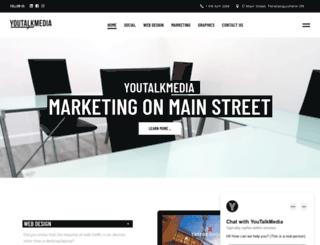 youtalkmedia.com screenshot
