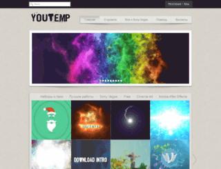 youtemp.ru screenshot