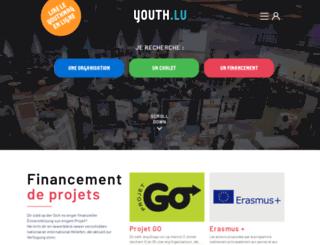 youth.lu screenshot