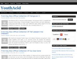 youthacid.com screenshot