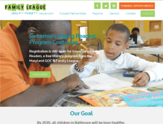youthbmore.org screenshot