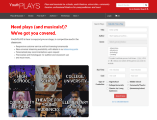 youthplays.com screenshot