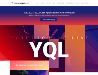 youthquakelive.com screenshot