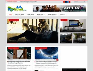 youtravel.com.au screenshot