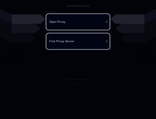 youtubeproxy.co screenshot