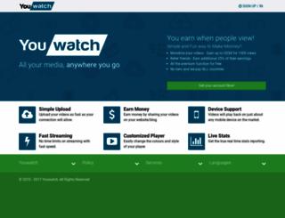 youwatch.org screenshot