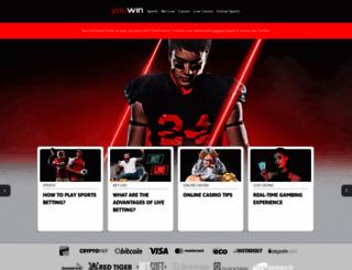 youwin.com screenshot