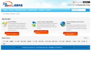 youyouwin.com screenshot