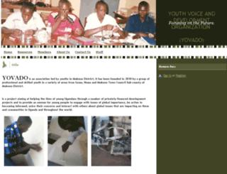 yovadonline.webs.com screenshot