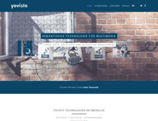yovisto.com screenshot