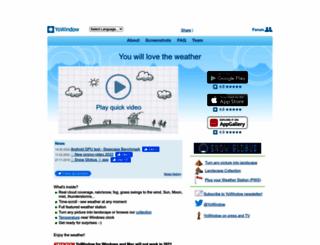 yowindow.com screenshot