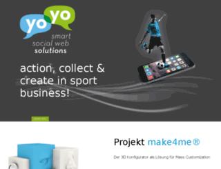yoyo.ag screenshot