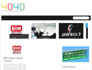 yoyo.gen.tr screenshot